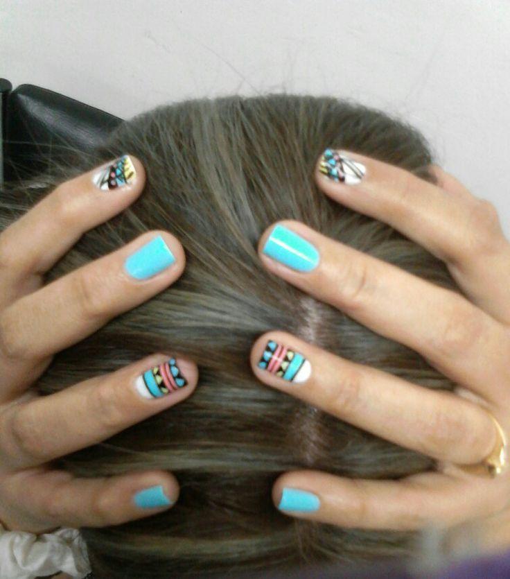 Nora ahy esta la foto de tus nails...