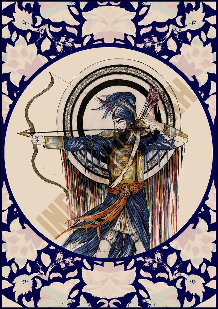 Image of Guru Gobind Singh Ji