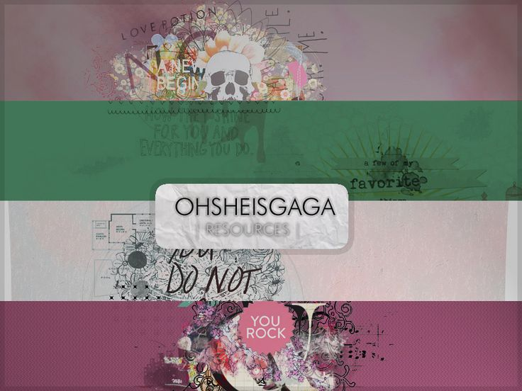 Texture Pack OO7. by OhsheisGaga