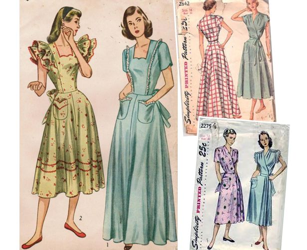 60 best vintage house dress images on Pinterest House dress