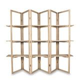 Concertina Style Display Shelf by Citta Design | Citta Design