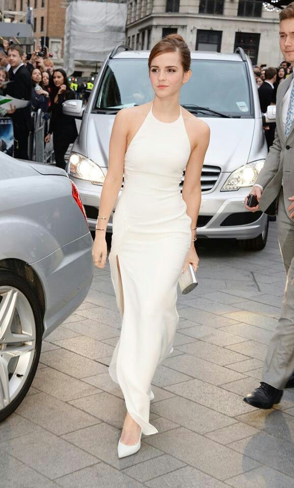 Emma Charlotte Duerre Watson_white dress