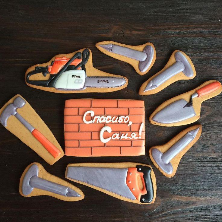 Подарок строителю #пряничка#gingerbread #cake #имбирныепряники #имбирноепеченье #имбирныйпряниккрасноярск #pryanichka #pryanichka_krsk#печеньеназаказ#пряникиназаказ #пряникикрасноярск