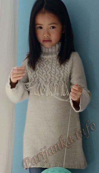 Knitting for girls