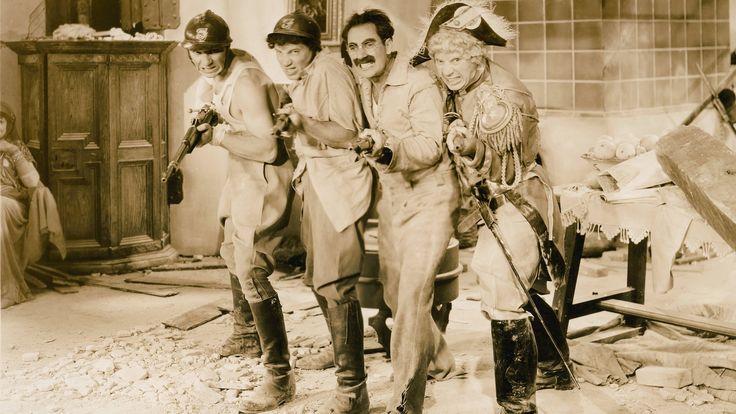 Die Marx Brothers im Krieg 1933 ganzer film deutsch KOMPLETT Kino Anarchische Ko… – TY Chanel