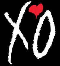 "OVO XO Heart Sticker (1) 2""-12"""