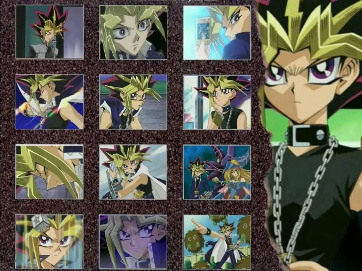 Admit it Atem was really the only reason you watched Yu-Gi-Oh!