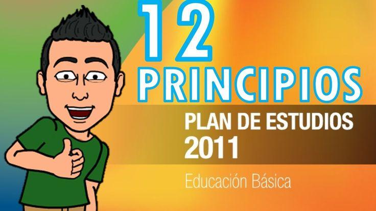 Hola, aqui les dejo este super video de los 12 principios pedagogicos que sustentan el plan de estudios de los planes y programas 2011. Contacto/Negocios/Pre...