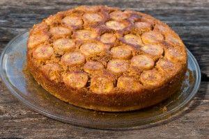 Перевернутый пирог с бананами - Рецепты. Кулинарные рецепты блюд с фото - рецепты салатов, первые и вторые блюда, рецепты выпечки, десерты и закуски - IVONA - bigmir)net - IVONA bigmir)net