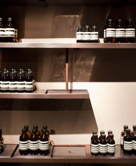 Aesop Lambu0027s Conduit Street By James Plumb