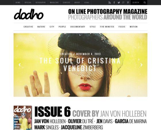 Doho magazine