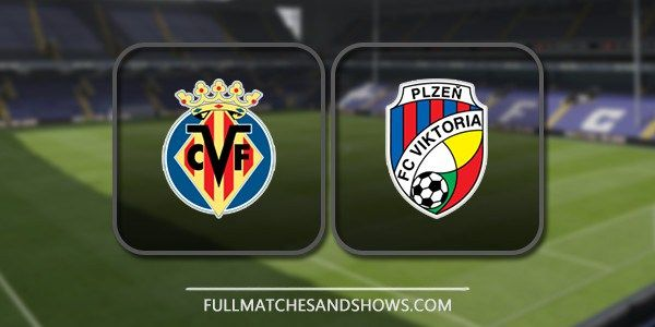 Simplydh: Viktoria Plzen vs Villarreal en Vivo Gratis