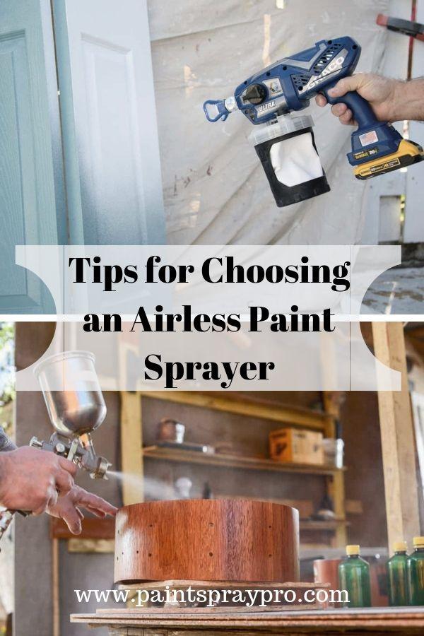 Best Airless Paint Sprayer Paint Sprayer Reviews Best Paint Sprayer Paint Sprayer