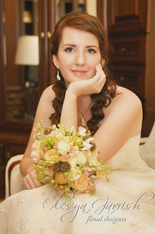 Букет для невесты г. одесса