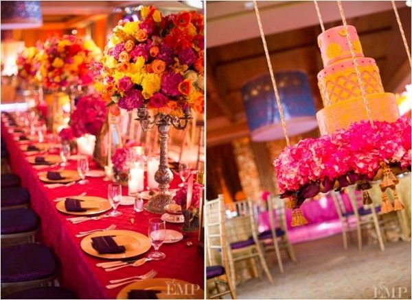 AN INTERTWINED EVENT: AMERICAN INDIAN WEDDING RECEPTION AT PELICAN HILL http://intertwinedevents.com/2013/08/american-indian-wedding-reception-at-pelican-hill/