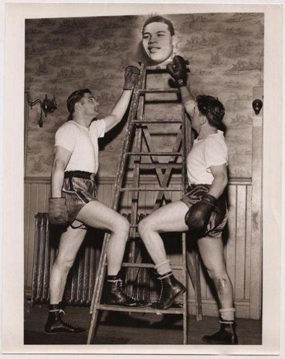 Mannsbilder - Des Boxers Trophäe