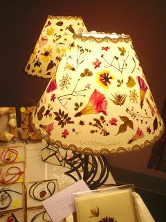 13 best pressed flowers on lampshades images on pinterest dried how to make pressed flower lamp shades google search aloadofball Choice Image