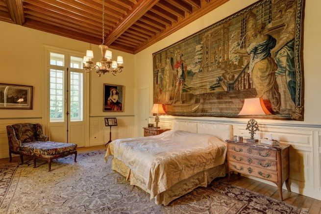 Chateau Alexis de Tocqueville: Stay in one of Normandy's Most Historic Houses