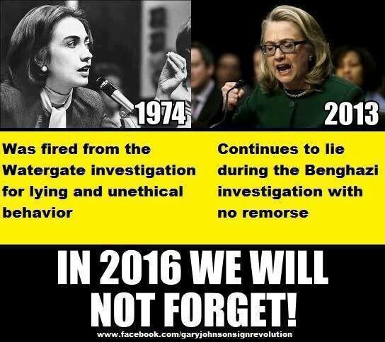 Benghazi No I will never forget!!!
