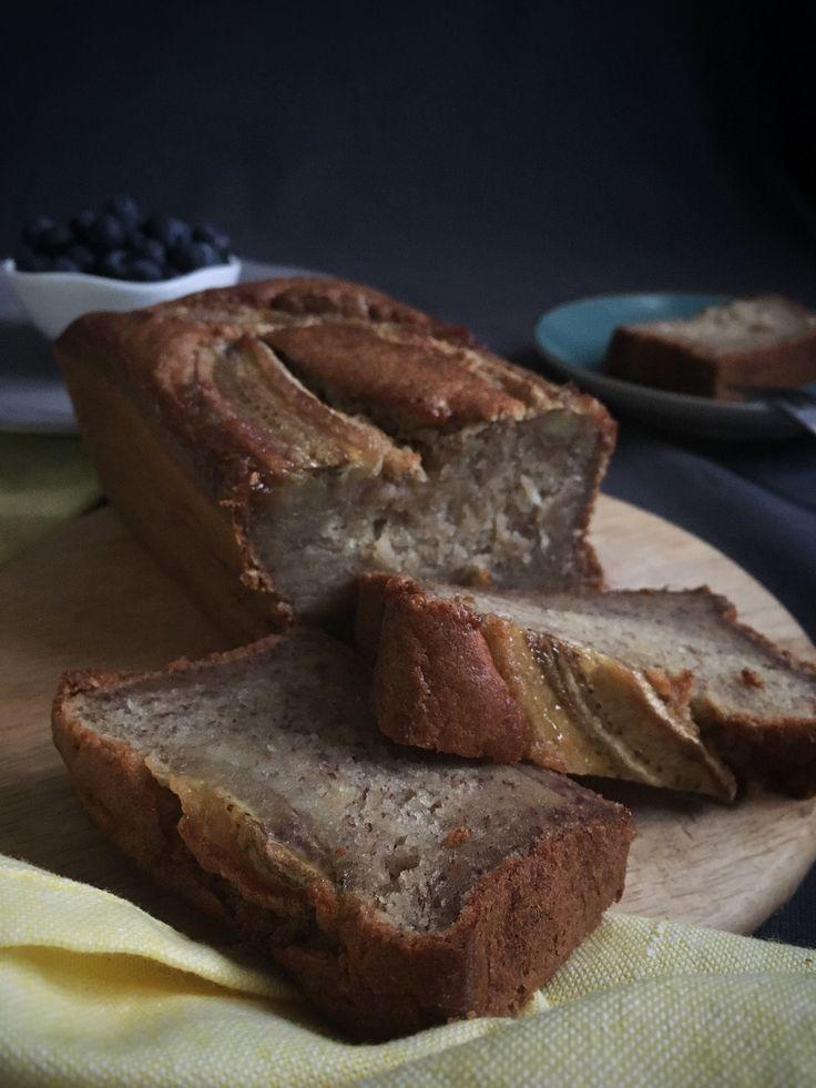 Moist & delicious banana bread   Echtes Seelenfutter für die schnuddeligen Tage: warmes, saftiges Bananenbrot