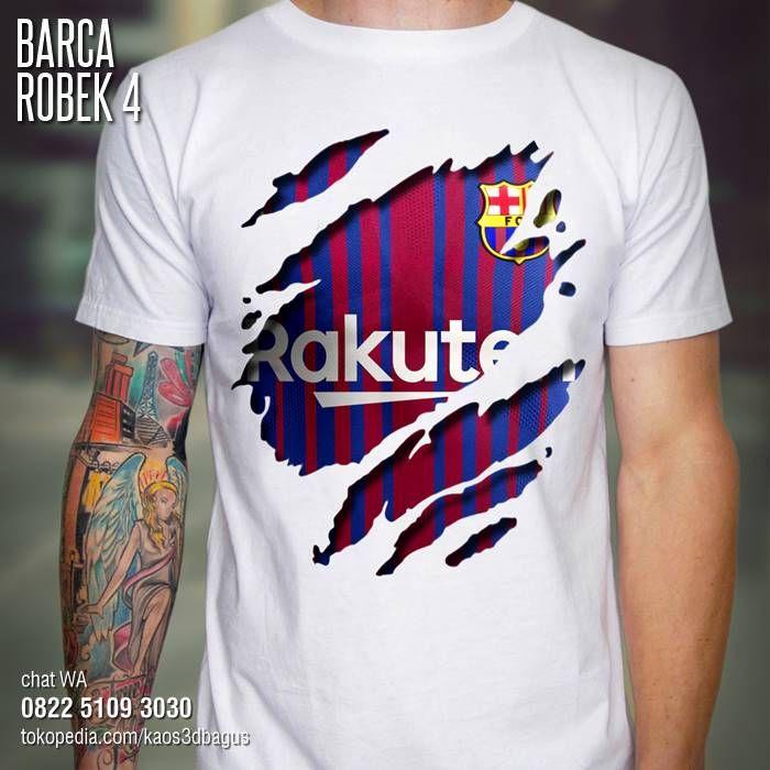 Kaos Bola Barcelona Kaos 3d Bola Kaos Barca Barcelona Jerseys Barcelona Mens Tops