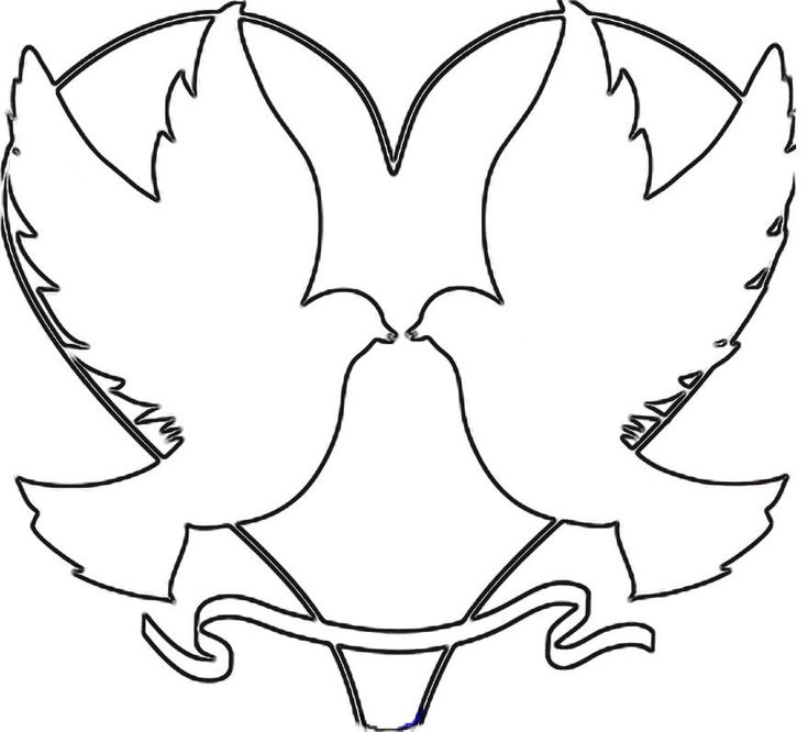 Cupid Template Printable Free Craft Patterns for Everyday