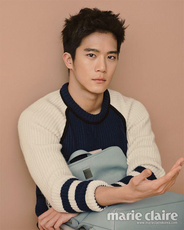 Korean actor - Ha Suk Jin