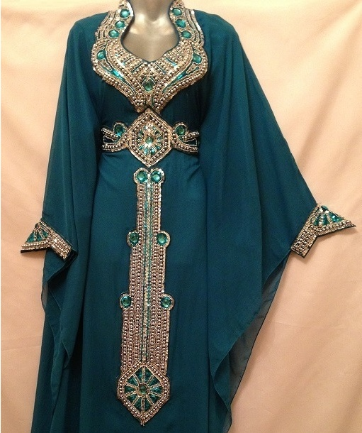 What i'm wearing for our engagement party :), inspired by princess jasmine's blue outfit.