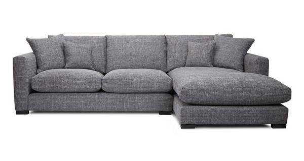 Dillon Right Hand Facing Small Chaise End Sofa Dfs Sofa Sofa Bed Sale Corner Sofa Sale