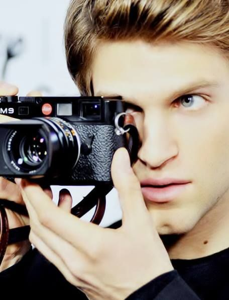 Keegan Allen makes photography more attractive than it has ever been. -Laney