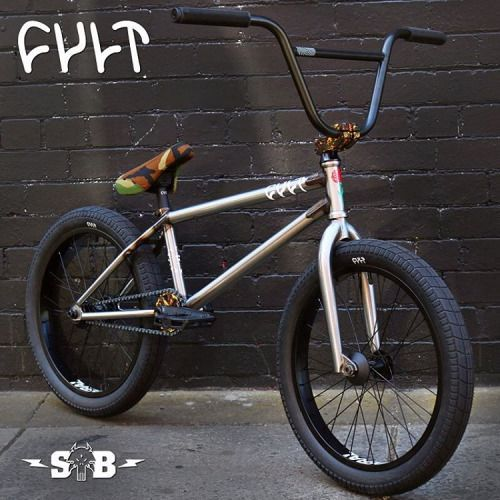 b2fd25859e3 For this @cultcrew custom we used @seanricany signature colourway SOS V2  frame rolling on @federalbikes n… | bmx bikes and parts | Mongo…