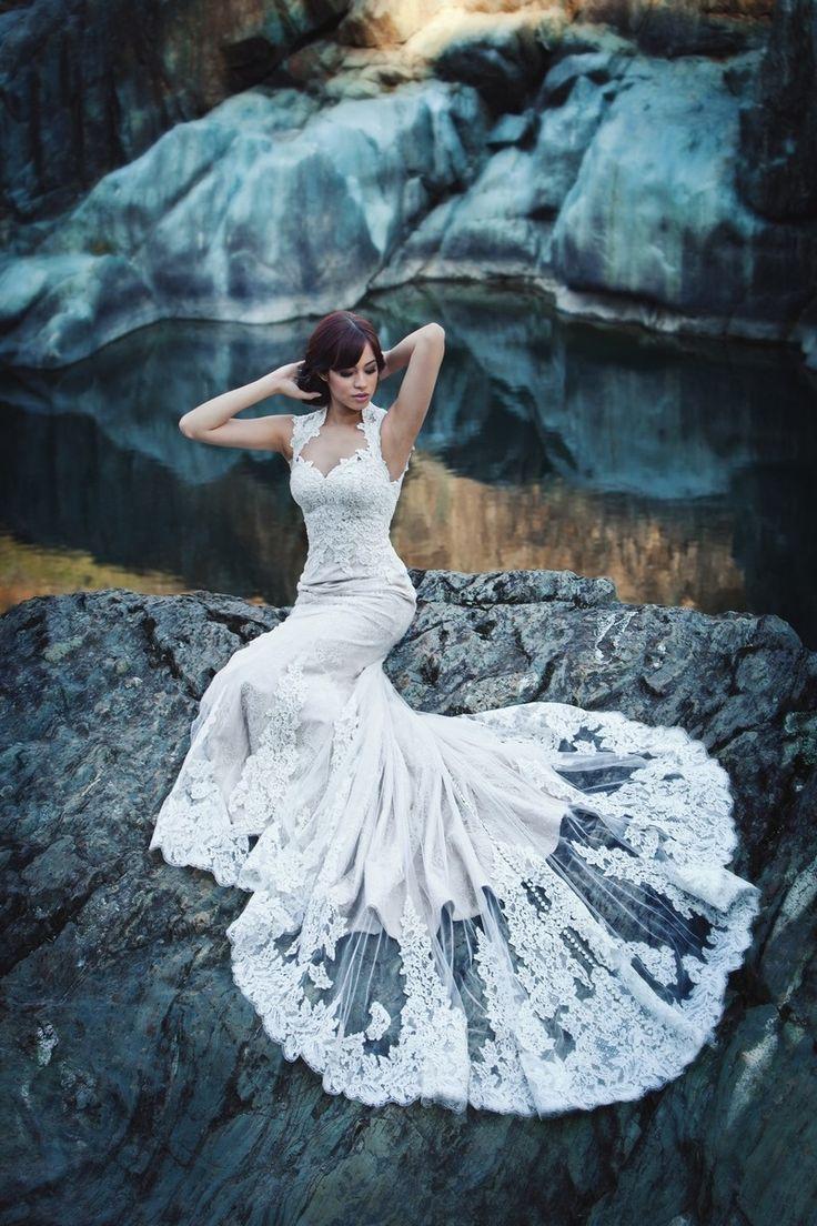 84 best Vestidos de Novia images on Pinterest | Wedding inspiration ...
