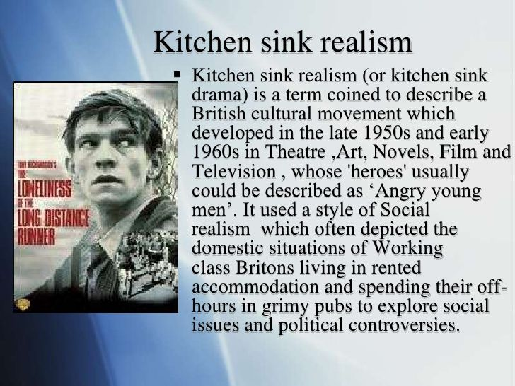 Awesome British Social RealismSocial Realism In Films Is Representative Of Real  Life, With All Its Difficulties.