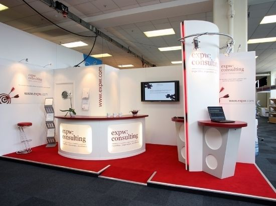 Pro Expo Communication Stands Amp Events : Best images about exhibition small booth on