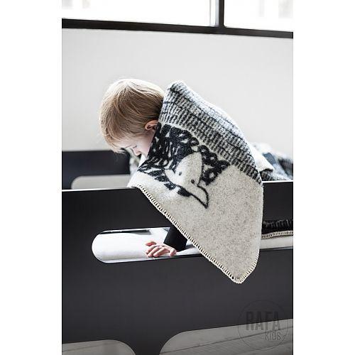ラファ・子供ウール毛布