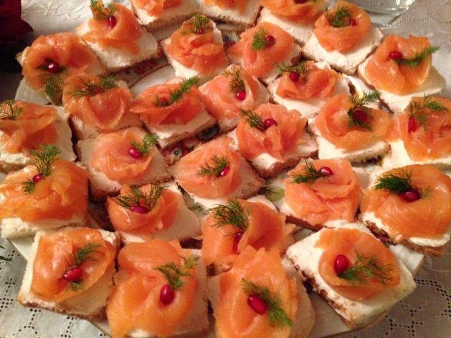 Tartine al salmone. Lov-Eat Blog. Www.lov-eat.blogspot.com | Fantastic ...