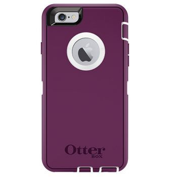 Otterbox Defender Series Case for iPhone 6 Damson Purple