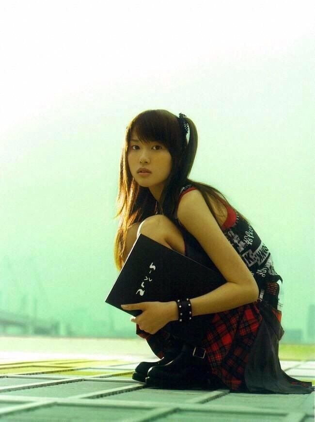 戸田恵梨香 ミサミサ Toda Erika Death Note