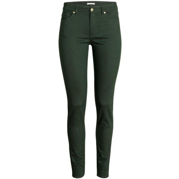 Best 20  Dark green pants ideas on Pinterest
