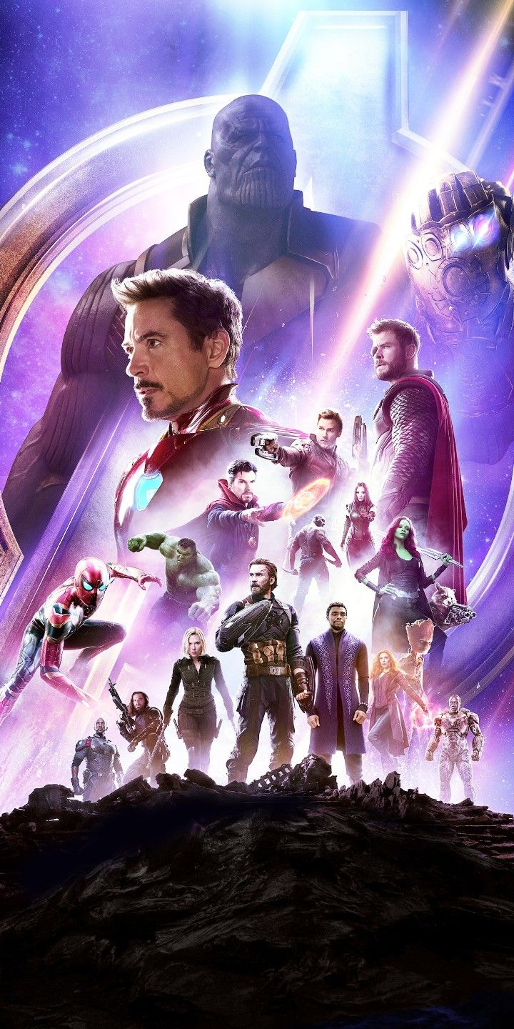 Avengers Infinity War 2018 Textless Poster Marvel Wallpaper Marvel Wallpaper Hd Avengers