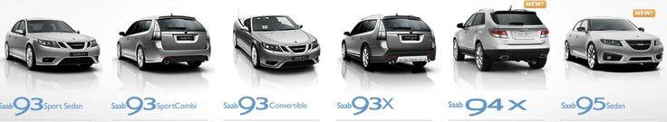 The 2011 Saab Full Line|Saab Range Saab 9-3 Sport Sedan|Saab 9-3 SportCombi|Saab 9-3 Convertible|Saab 9-3 X|Saab 9-4x| Saab 9-5 Sedan #SAABLOVE #SAABNATION #MYSAAB #SAABISM