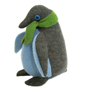Ivan Small Penguin now featured on Fab.com