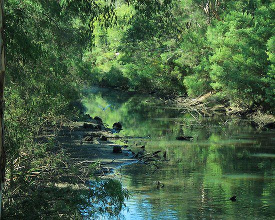 Margaret River.