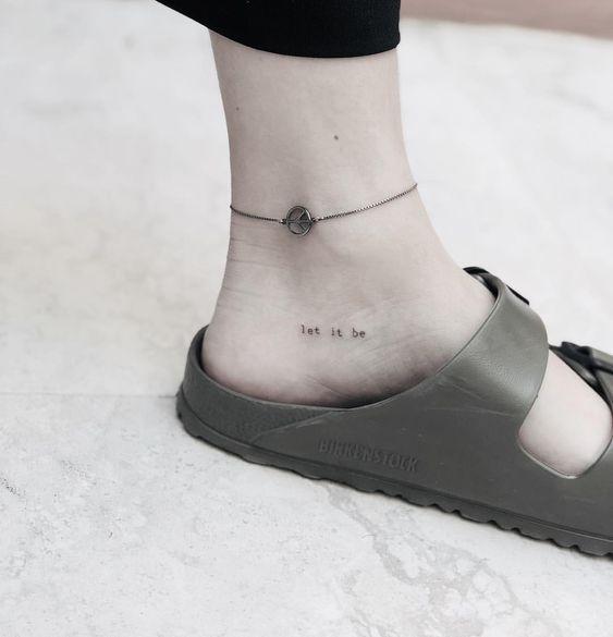 60+ einfache und kleine Tattoos-Ideen für Frauen – jule