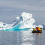 Antarctica in Pictures: An Iceberg Graveyard in Pléneau Bay