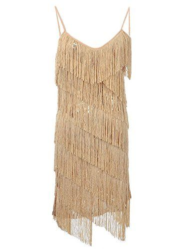 Vikoros Women 1920's Flapper Party Clubwear Great Gatsby Sequin & Tassel Dress by Vikoros, http://www.amazon.ca/dp/B00R1AQUSS/ref=cm_sw_r_pi_dp_Pp-Ywb1FXPKQ8