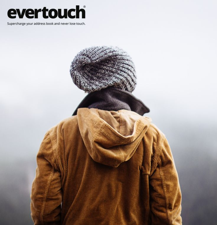 Don't end up alone.  Make sure you stay in touch with your friends forever. Join evertouch now!  Download your free App. App Store:  http://evertou.ch/1KwtJtd Google Play:  http://evertou.ch/1FSAUe2