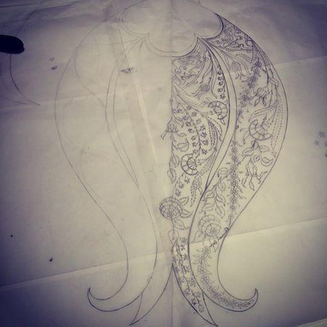 #tezhip#tazhib#çini #desens#lale#gül#karanfil#islamicart #islamic_art