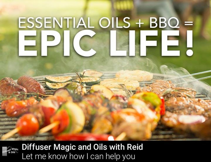 I absolutely love when I am just days away from a big virtual event (especially when it includes dōTERRA ESSENTIAL OILS and BBQ)! I am not a trained chef. I have not taken an overwhelming number of cooking classes. I am not going to order take-out and pretend that I prepared it.  Please RSVP so you can learn my BBQ secret - we are nearing capacity!: http://ift.tt/2rkq8ba