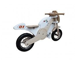 Baby Moto - Moto GP wit  http://www.planethappy.nl/baby-moto-moto-gp-wit.html